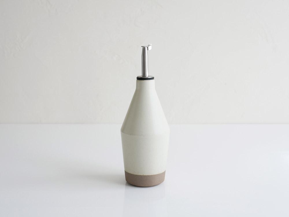 【KINTO】CERAMIC LAB オイルボトル 300ml ホワイト