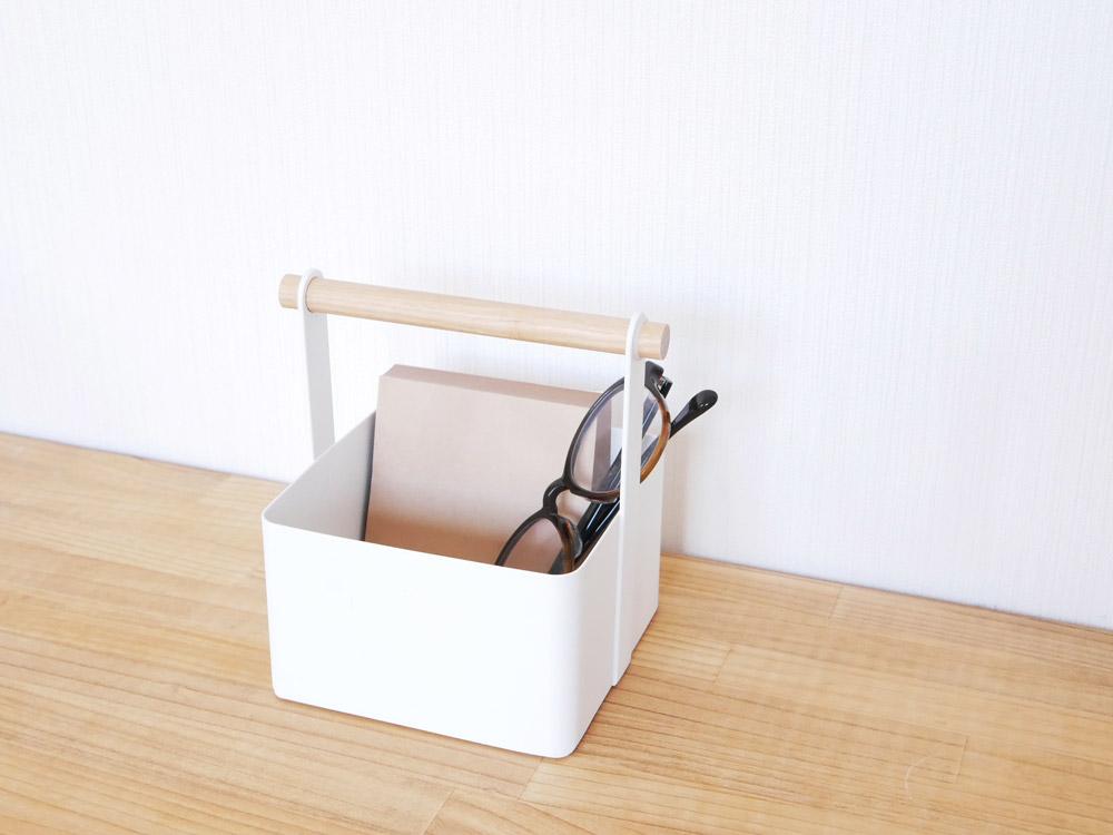 【tosca】ツールボックス S/ホワイト