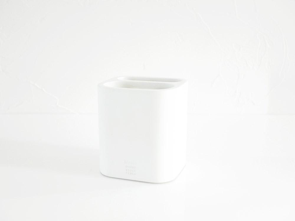 【bicomini】アンブレラスタンド ホワイト