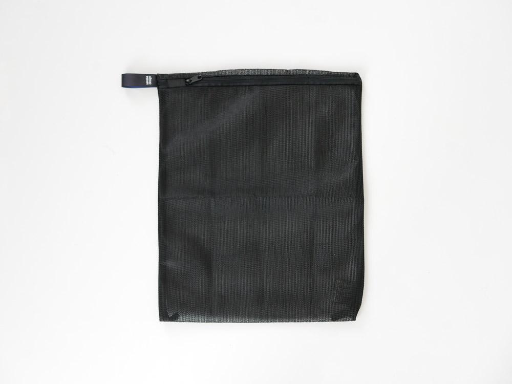 【b2c】ランドリーネット フラットリバーシブル M ブラック