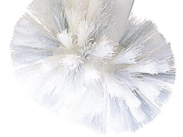 【MARNA】トイレブラシ ホワイト(W071W)
