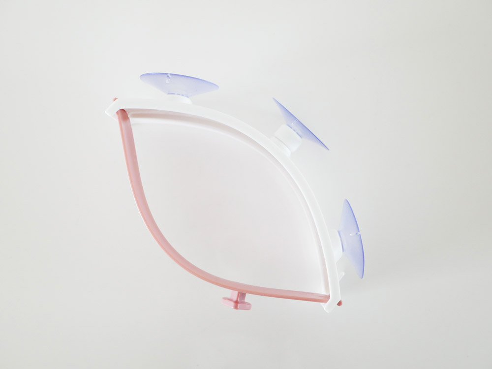 【AUX】leye パコントシマルゴミフクロホルダー ピンク
