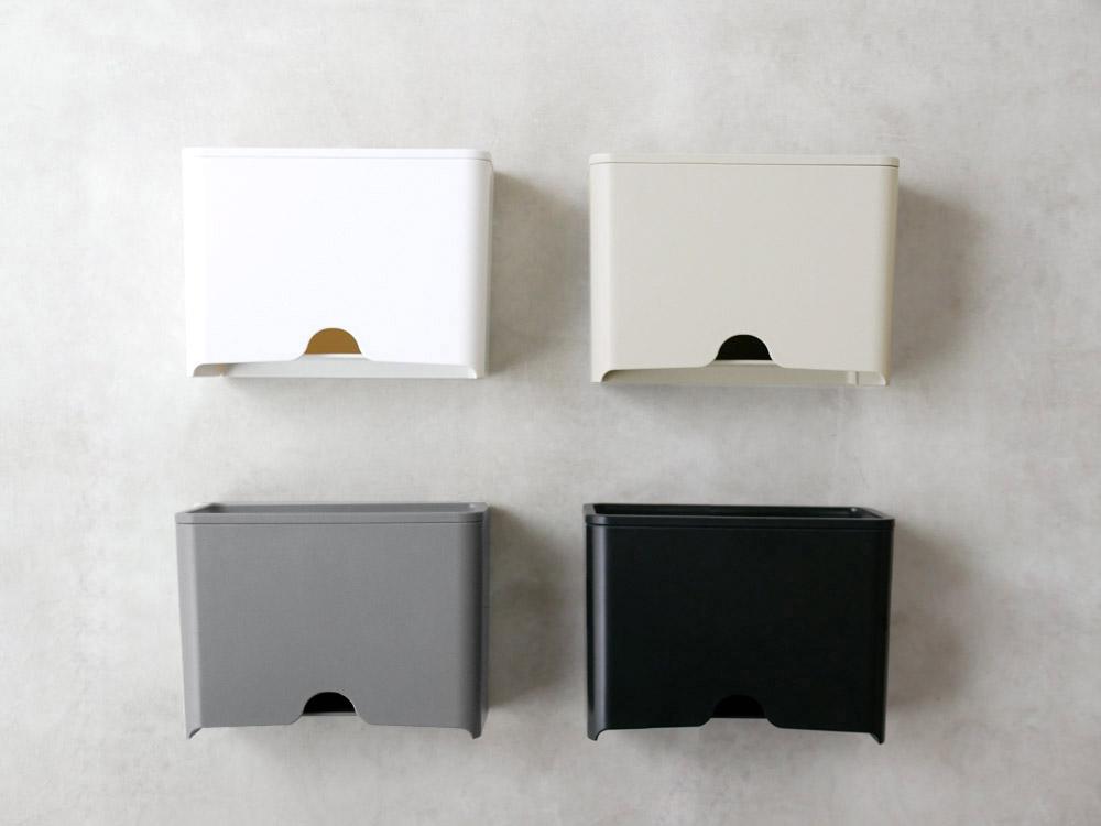 【ideaco】 マスクディスペンサー 60 ベーシック /ブラック