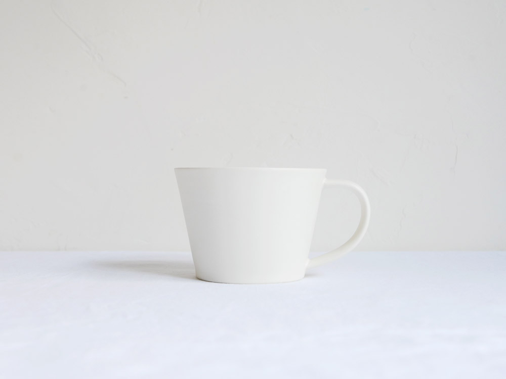 【SAKUZAN】Sara コーヒーカップ クリーム