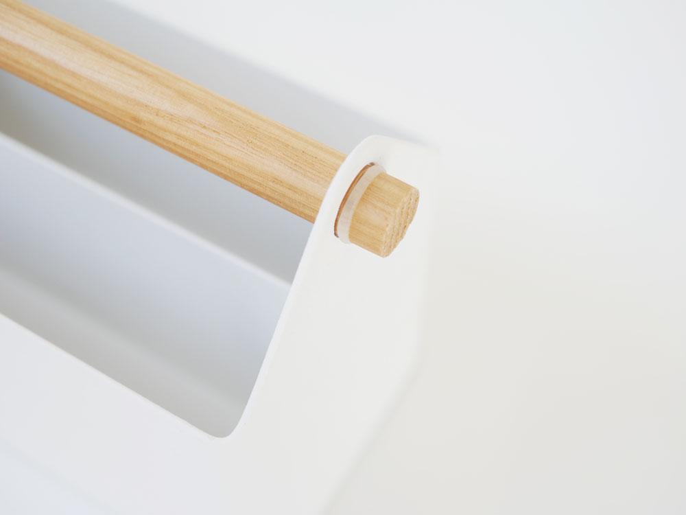 【tosca】ペン&レタースタンド ホワイト