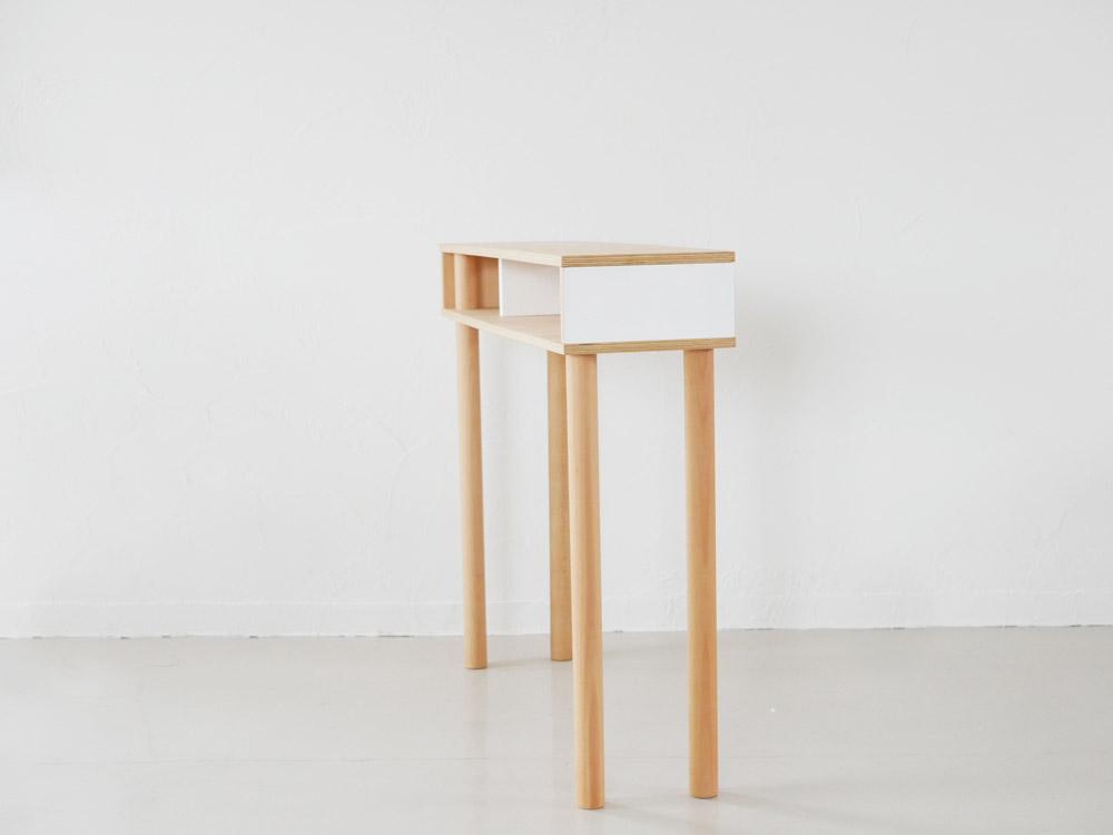 【Ply wood Series】パレットDM デスク/奥行230mm