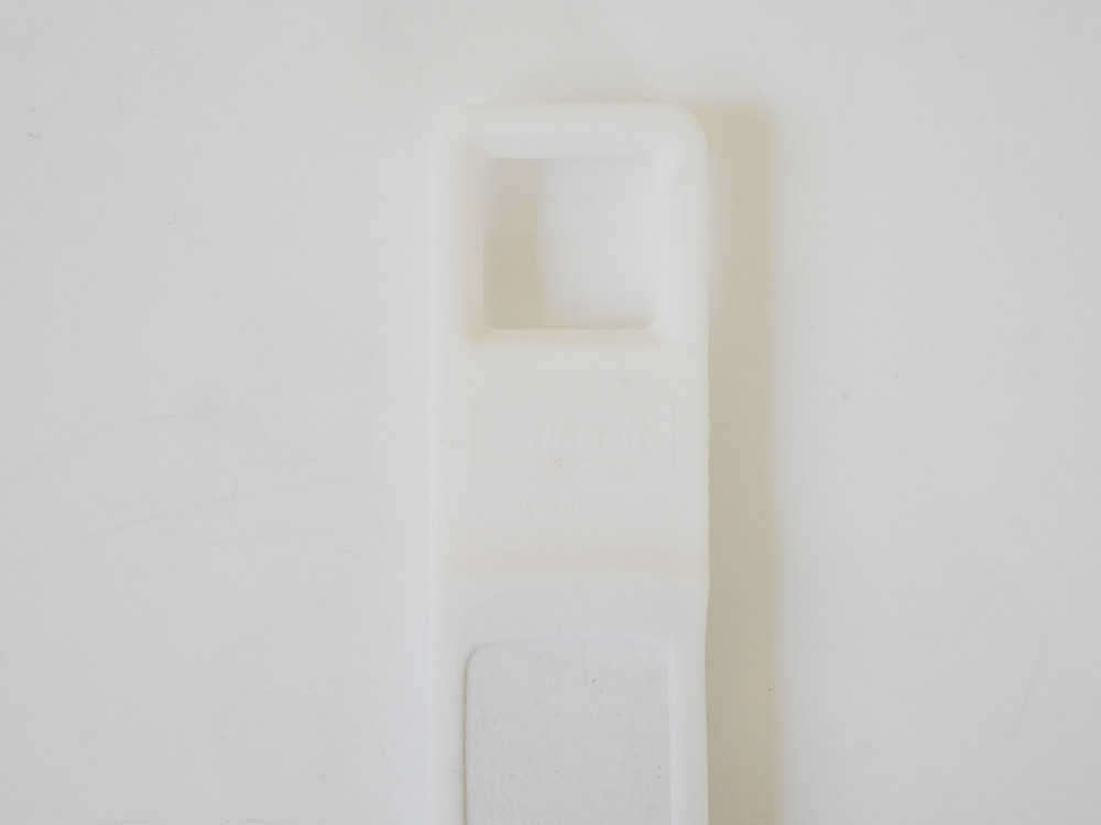 【like-it】脱臭・調湿できる珪藻土スティック2P ホワイト