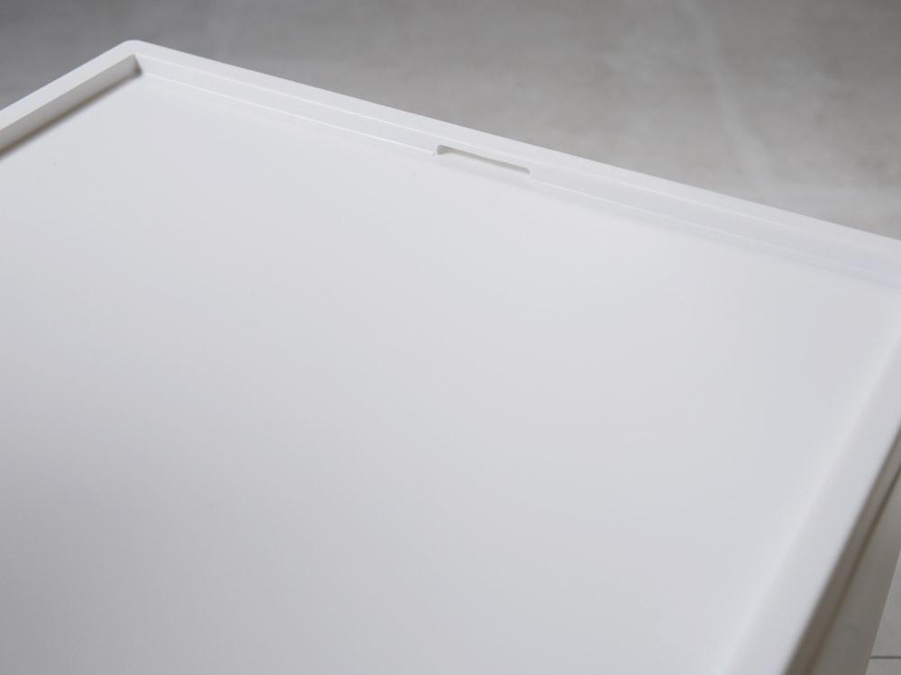【like-it】クローゼットシステム 引出し(S) 4個組 ホワイト
