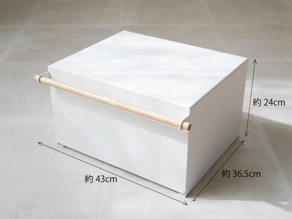 【tosca】ブレッドケース ホワイト