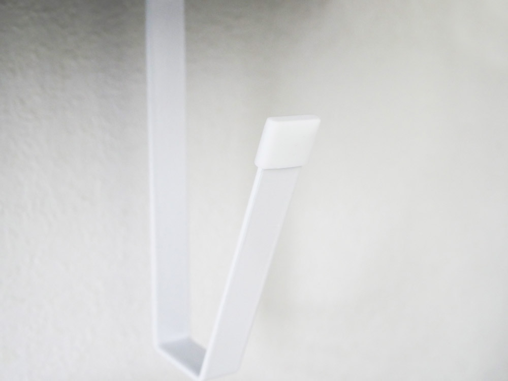 【tower】 洗面戸棚下タンブラーホルダー ホワイト