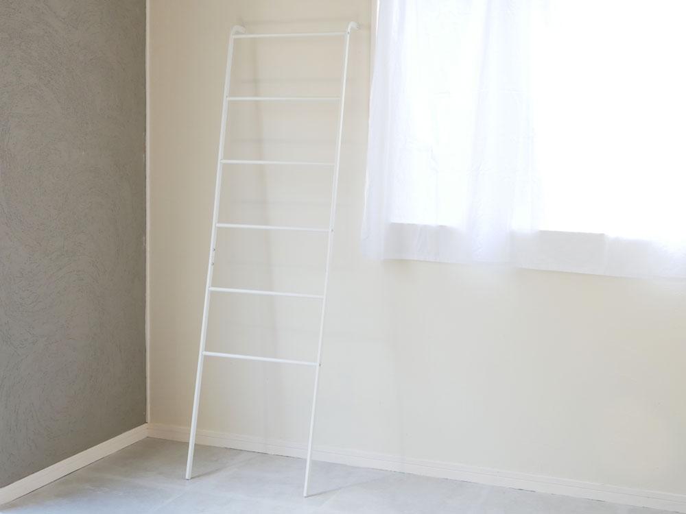 【frame】ラダーハンガー ホワイト