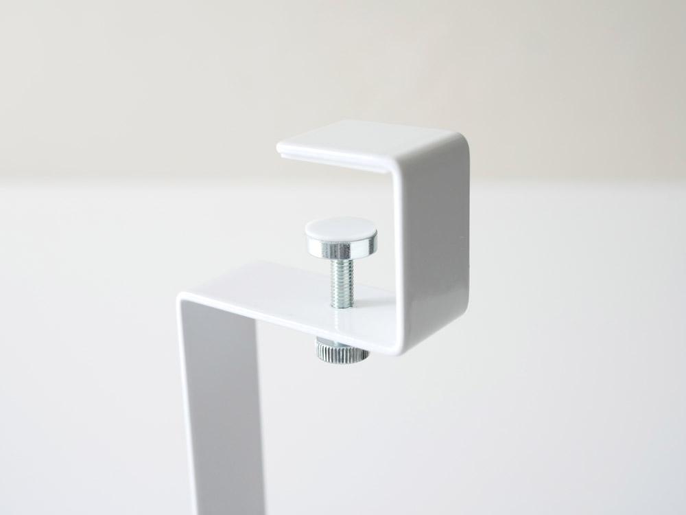 【tower】 洗面戸棚下ディスペンサーホルダー  ホワイト