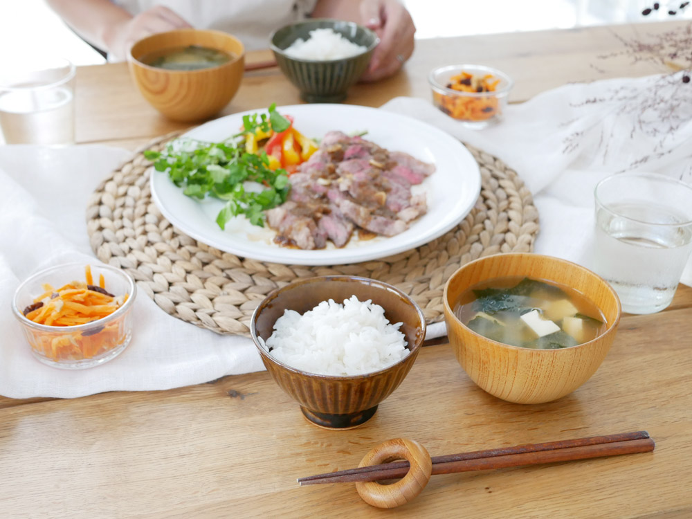 【adepeche】 OTOHA bowl / OKAKA(鰹節)