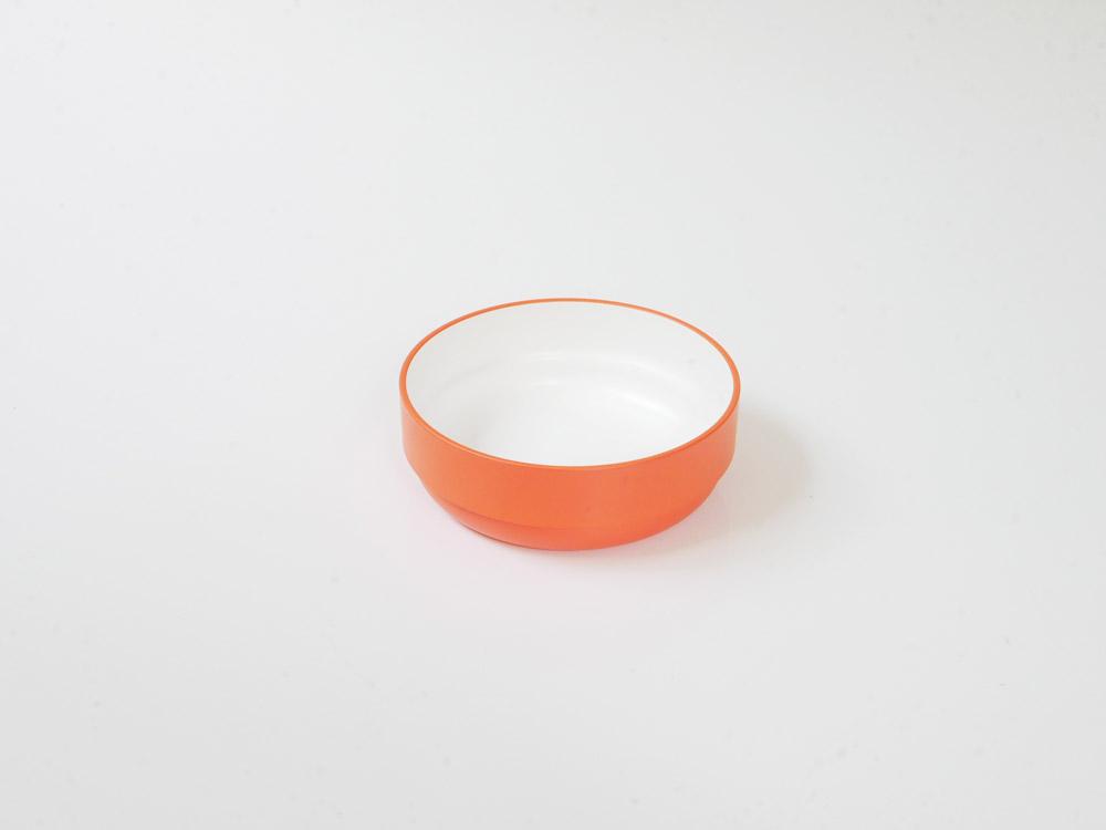 【tak.】キッズディッシュ ボウル スタンダード S オレンジ