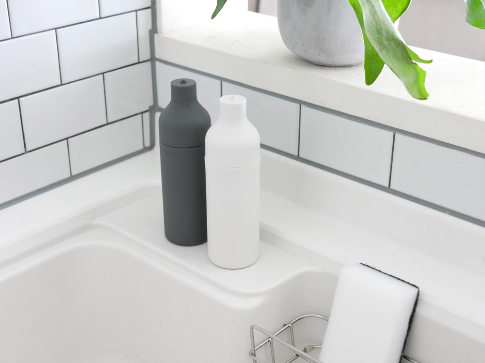 【B2C】 スクイーズボトル /ホワイト