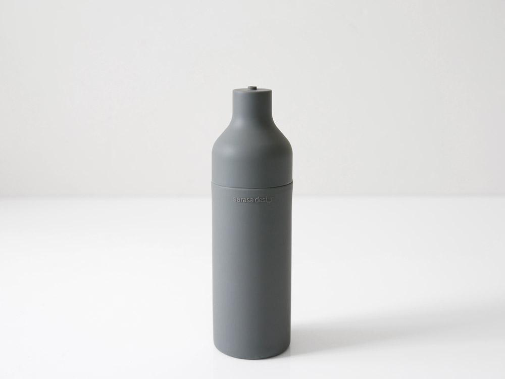 【B2C】  スクイーズボトル /チャコールグレー