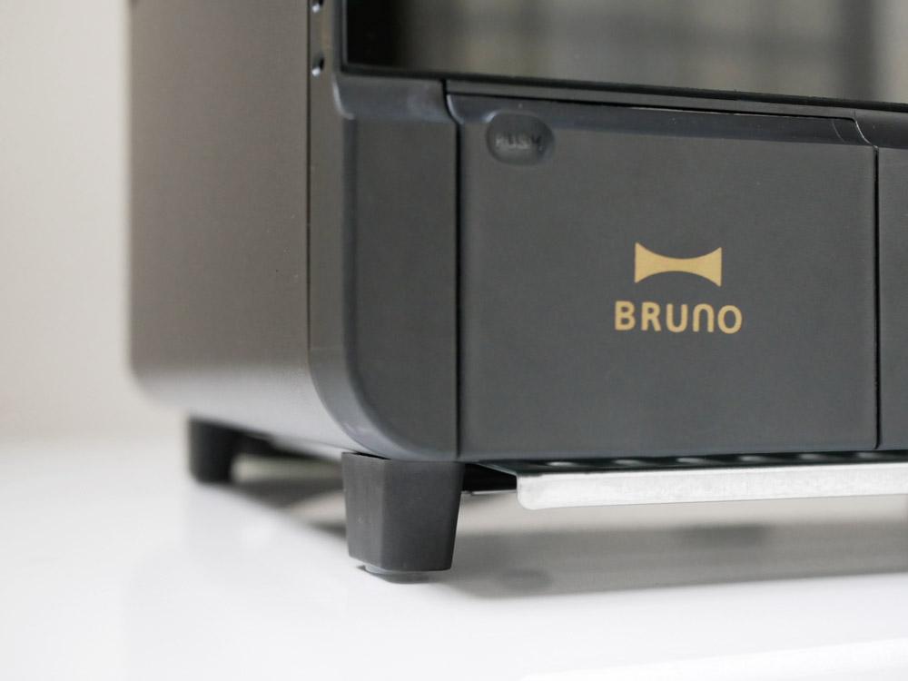 【BRUNO】スチーム&ベイク トースター ブラック
