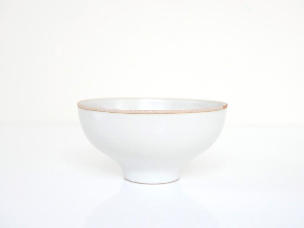 【sarasa design×イブキクラフト】ご飯茶碗 L ホワイト