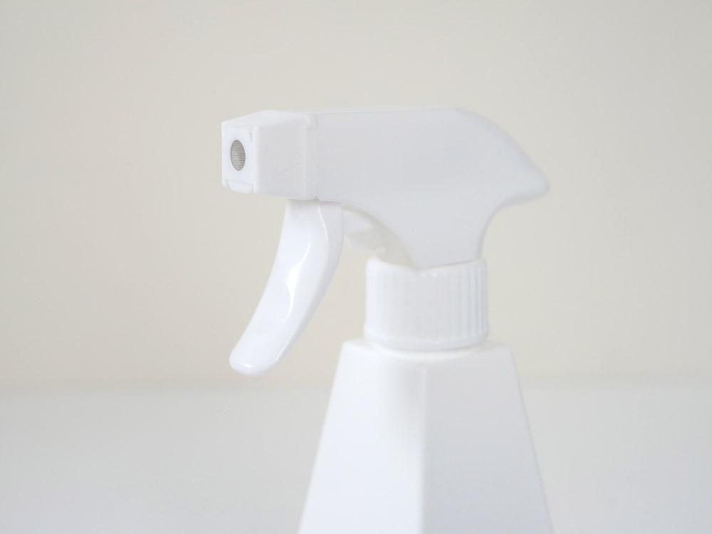 【b2c】 2wayスプレーボトル360℃/ホワイト
