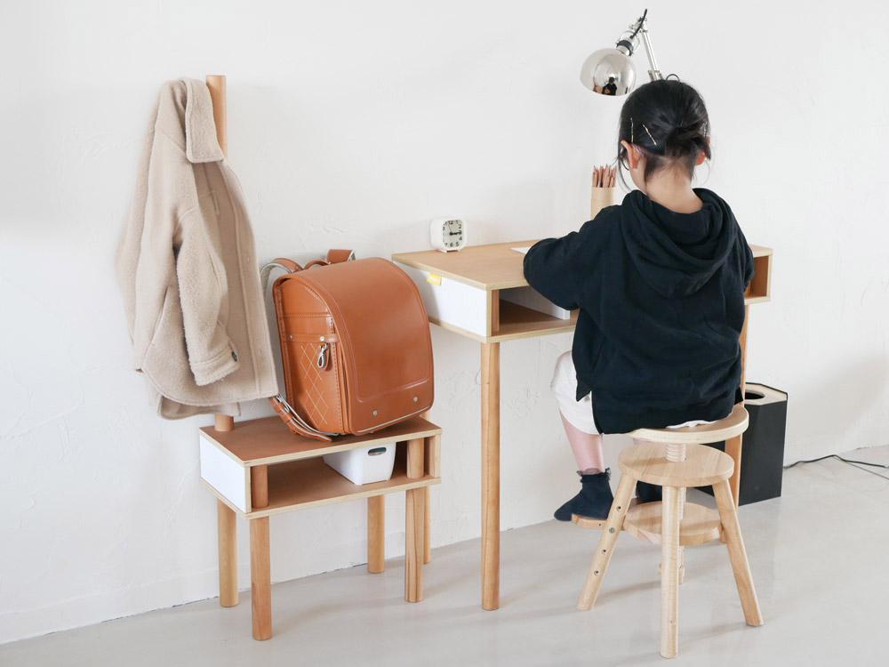 【Ply wood Series】リフトスツール