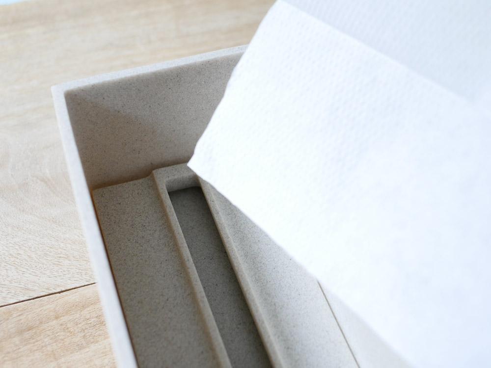【Torel】ペーパータオルボックス 110 サンドホワイト