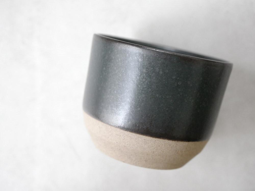 【KINTO】CERAMIC LAB カップ 180ml /ブラック
