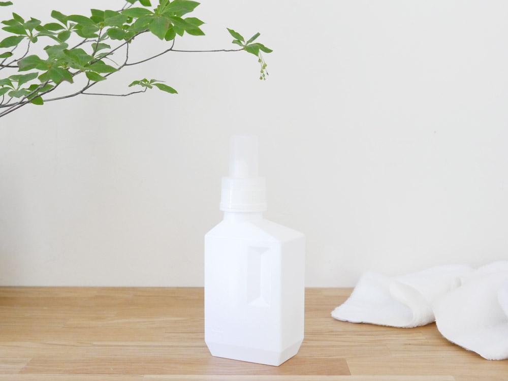 【B2C】 ランドリーボトル M 700ml /オフホワイト