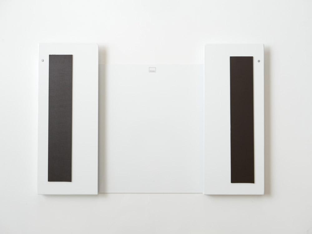 【tower】ランチョンマット収納 ホワイト