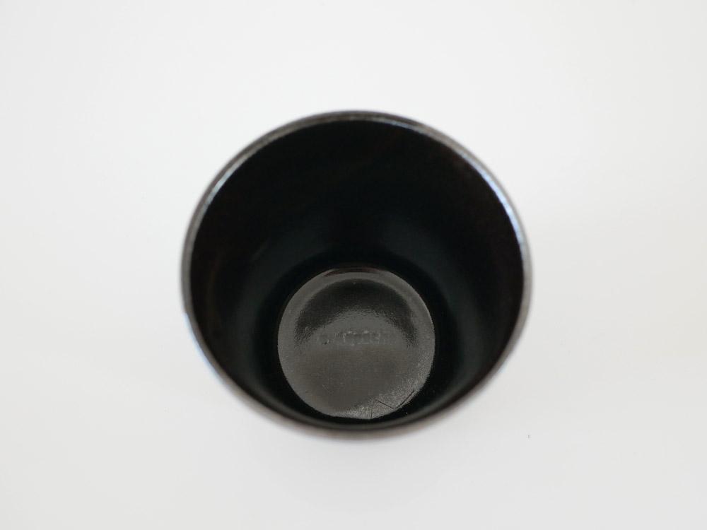【adepeche】EN リキュールグラス KURO 黒