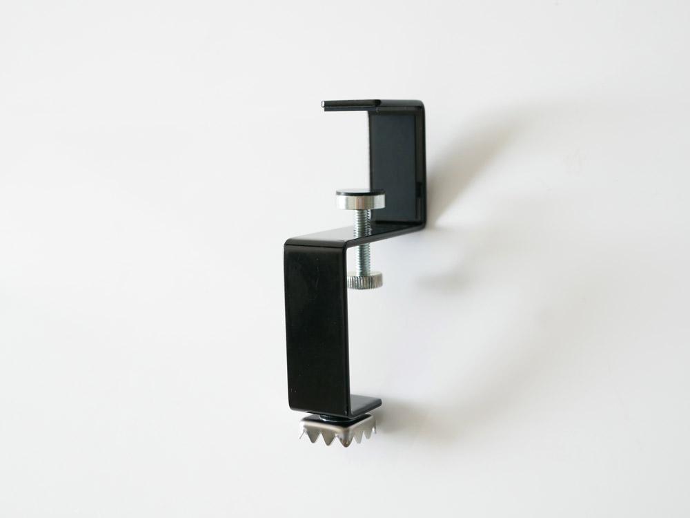【tower】 洗面戸棚下マグネットソープホルダー  ブラック