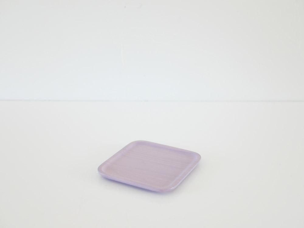 【ACACIA】ウッデンプレート SS/パープル