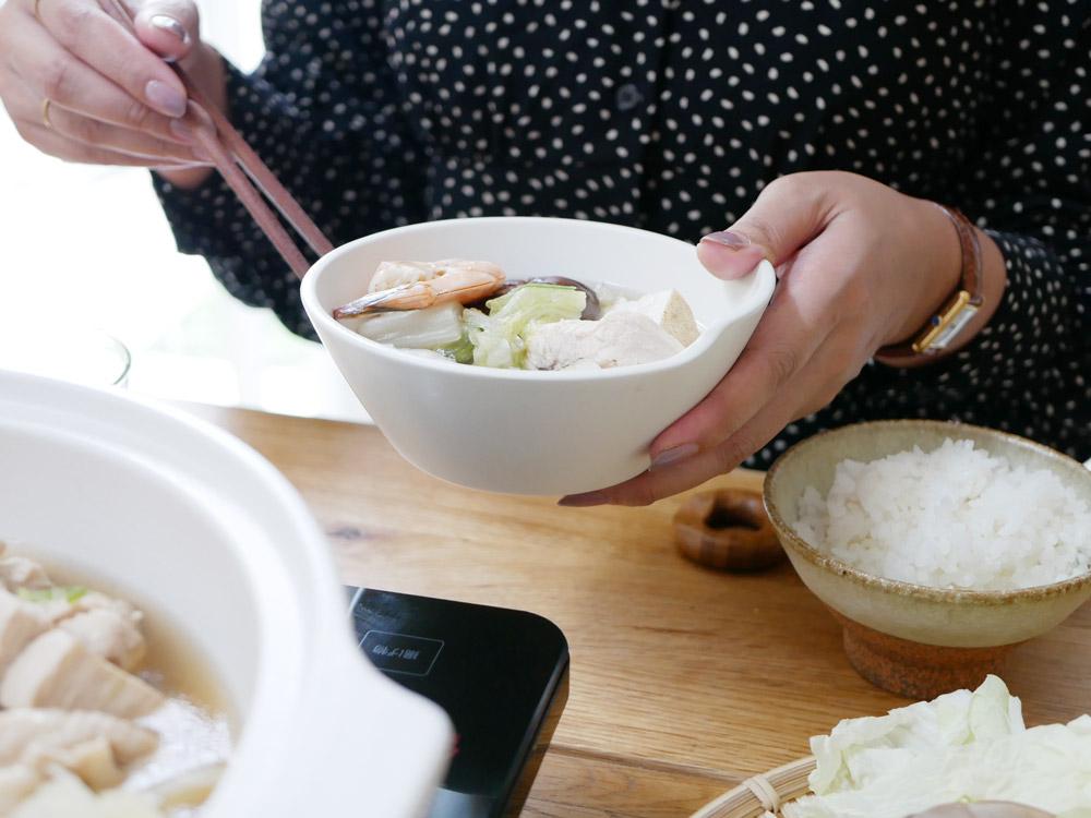 【KINTO】KAKOMI IH土鍋1.2L ホワイト