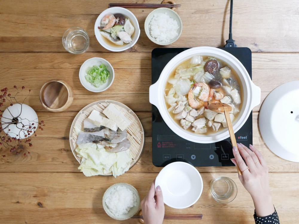 【KINTO】KAKOMI IH土鍋2.5L ホワイト