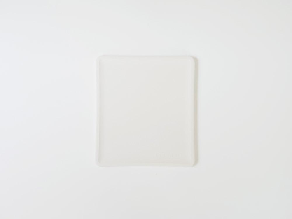 【MARNA】 ECOCARAT トースト皿 ホワイト