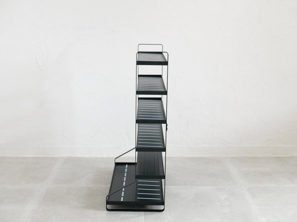 【tower】ミニカー&レールトイラック ブラック