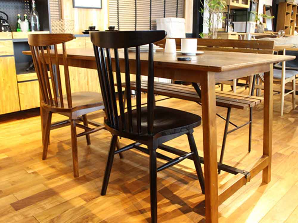【adepeche】modage ダイニングテーブル 1400【受注生産品・メーカー直送・代引き不可商品】