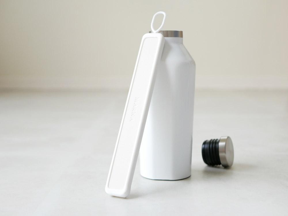 【MARNA】 ECOCARAT ボトル乾燥スティック ホワイト