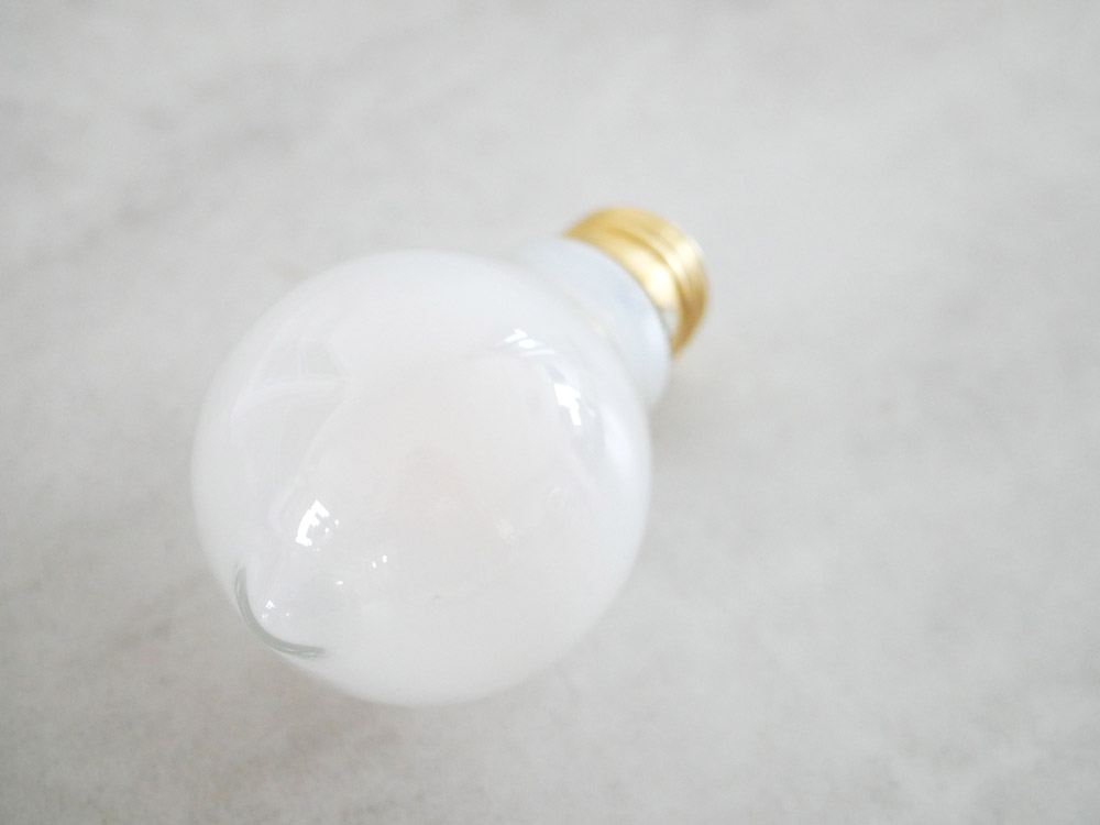 【Another Garden】LED SWAN バルブ 2400 フロスト スワン