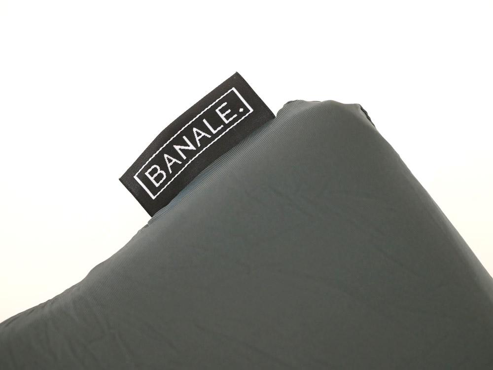 【BANALE】オムニピロー グレー