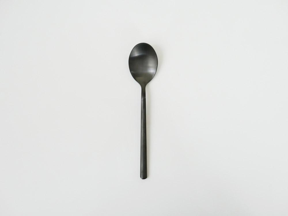 【DULTON】スベルトカトラリー ディナースプーン ブラック