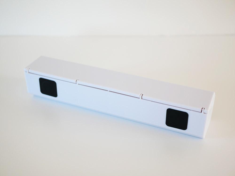 【ideaco】マグネット付きラップホルダー 22 ホワイト