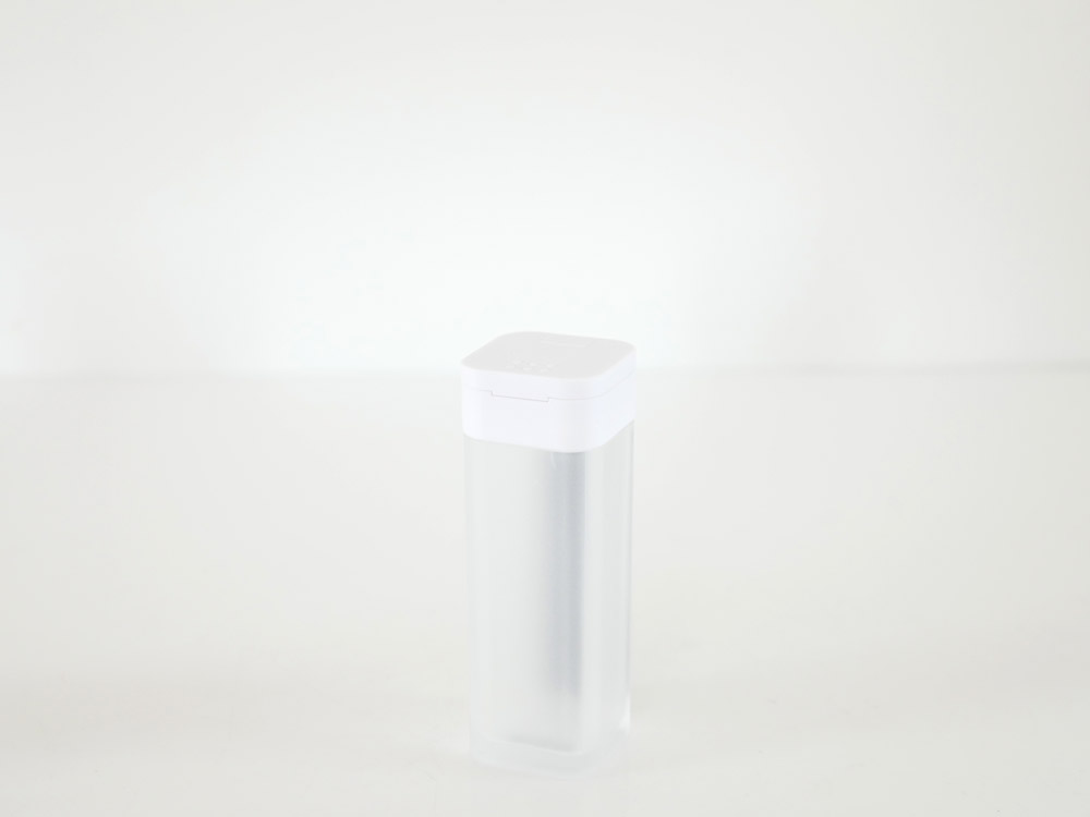 【tower】マグネットスパイスボトル ホワイト