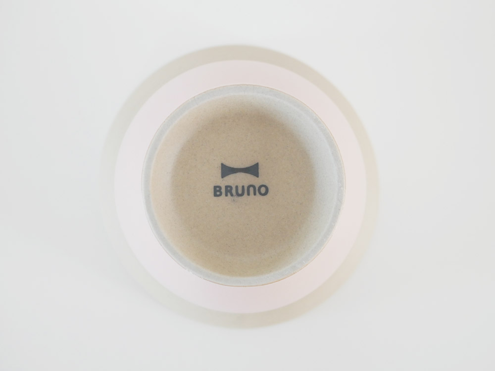 【BRUNO】ペア WAN ピンク×グリーン