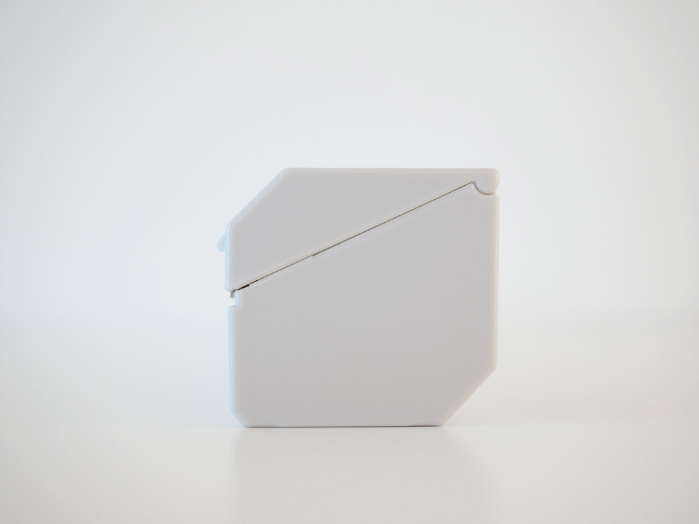 【ideaco】マグネット付きラップホルダー 22 グレー