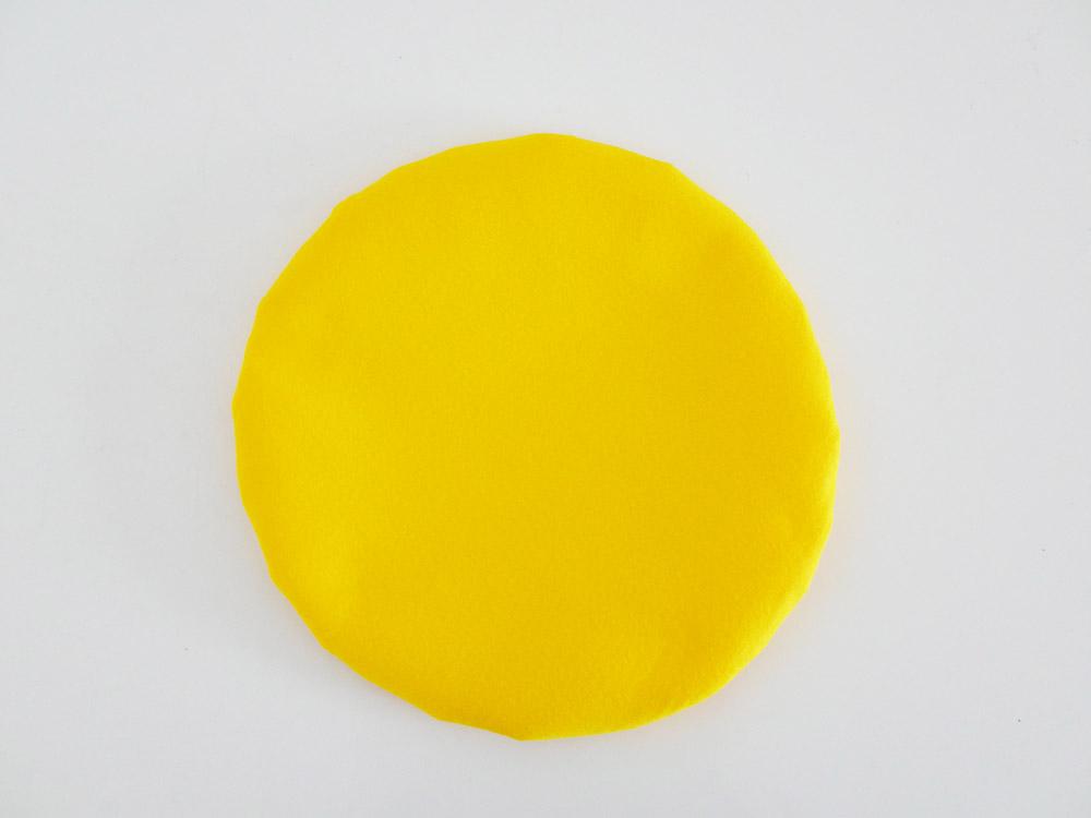 【PLY WOOD Series】リフトスツール専用キャップ レモン