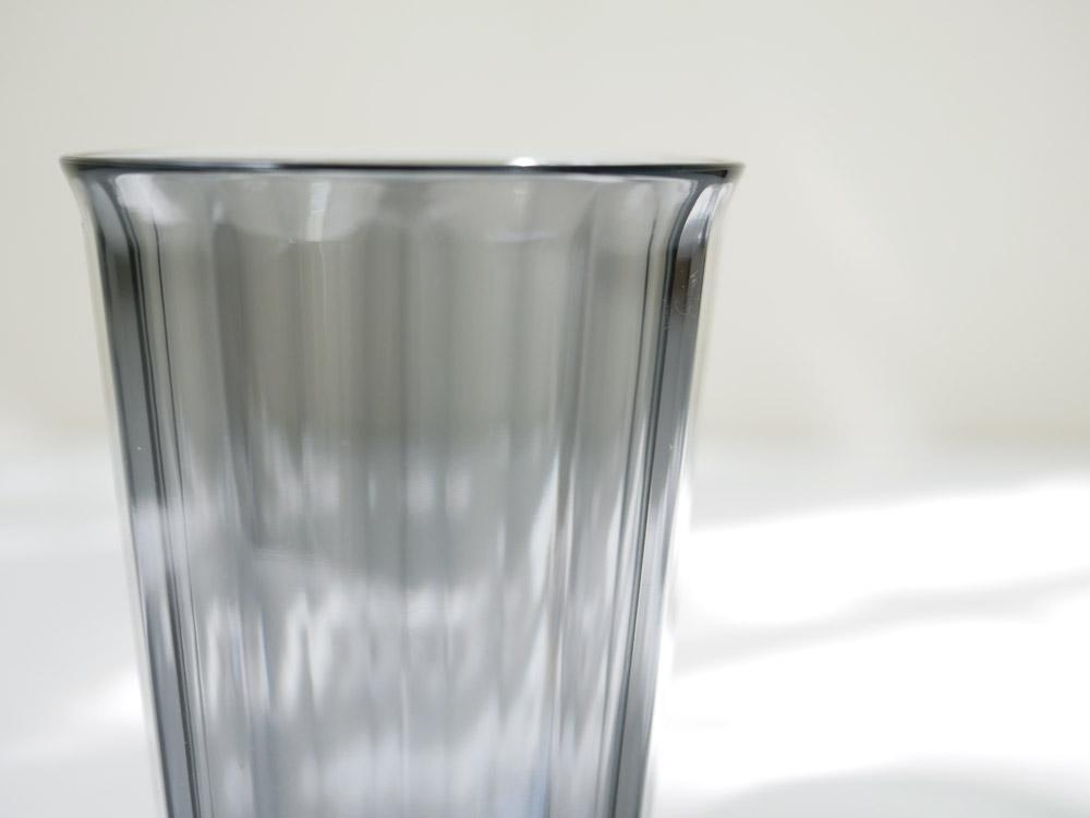 【KINTO】ALFRESCO タンブラー 420ml スモーク