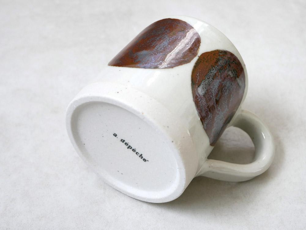 【adepeche】OTOHA mug NATTO 納豆