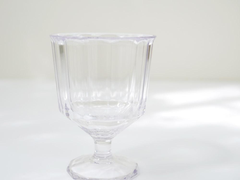【KINTO】ALFRESCO ワイングラス 250ml クリア