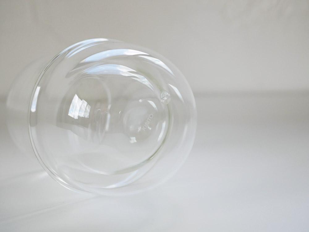 【KINTO】KRONOS ダブルウォール アイスティーグラス