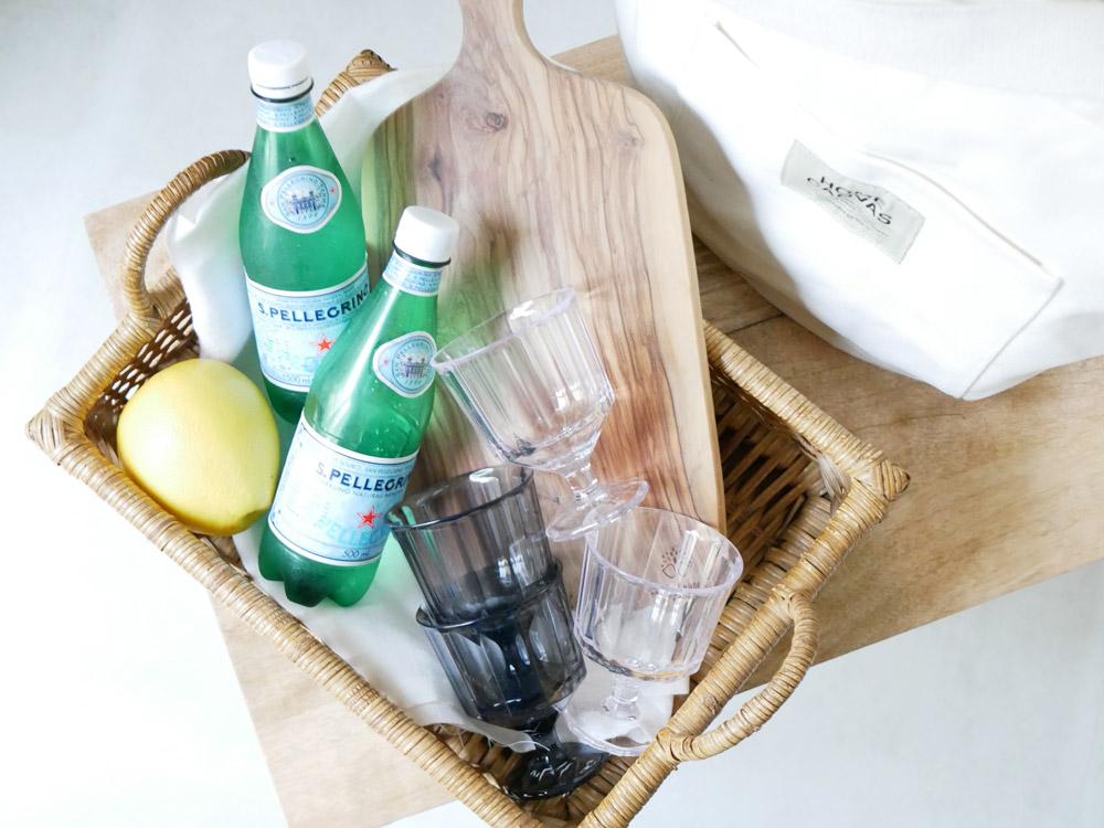 【KINTO】ALFRESCO ワイングラス 250ml スモーク